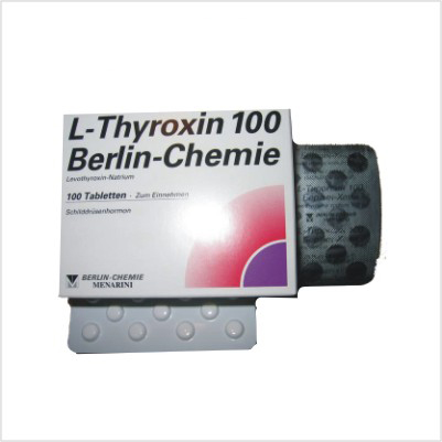 Buy T4 L Thyroxin 100